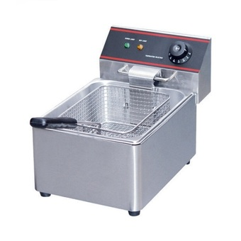 Justa Electric 1 Tank Fryer(1 Basket)