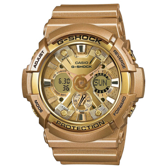 Casio GShock GA200GD9ADR Gold