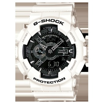 Casio G-Shock Standard Digital Watch (Black) GA-110GW-7A
