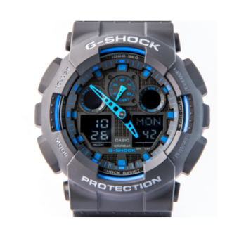 CASIO นาฬิกา G-shock GA-100-1A2DR(...one size)