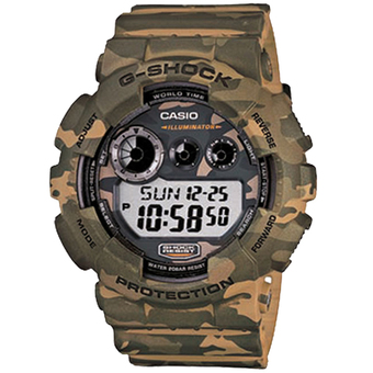 Casio G-Shock Military Green GD-120CM-5