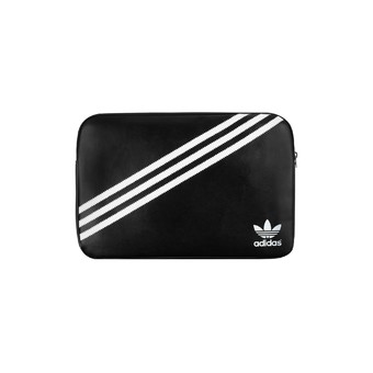 "Adidas Macbook / Laptop Sleeve 15"" - Black/White"""