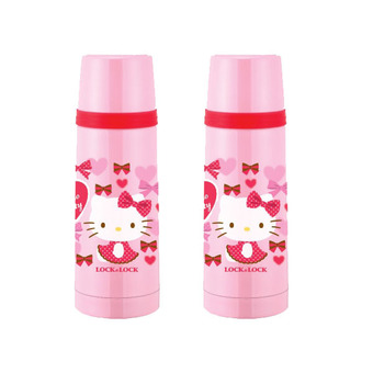 LocknLock Hello Kitty Thermos 350ml X 2pcs