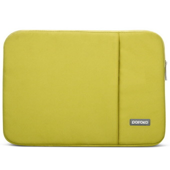 POFOKO Oscar 13.3 inch Waterproof Sleeve Case Bag for Laptop Notebook Green