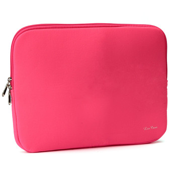 Laptop Soft Case Bag Cover Sleeve Pouch For Apple 13'' Macbook Pro/Air Notebook Pink - Intl