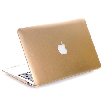 Moonmini Case Cover Protector for Apple MacBook Air 13 Inch (Gold)