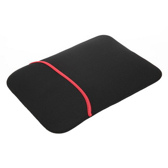 11.6 inch Waterproof Soft Sleeve Case Bag Black