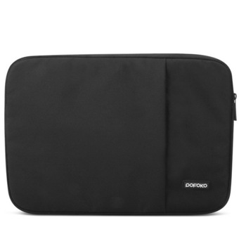 POFOKO Oscar 13.3 inch Waterproof Sleeve Case Bag for Laptop Notebook Black