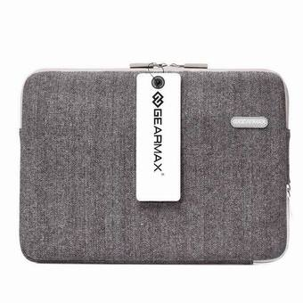 "Gearmax Macbook Air Pro/Dell/Lenovo Notebook Laptop Bag 13"" Grey"""