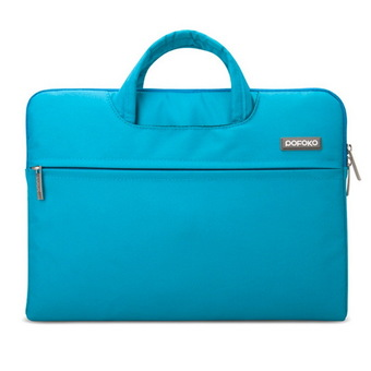 POFOKO 12 inch Portable Laptop Bag for Macbook Air Blue