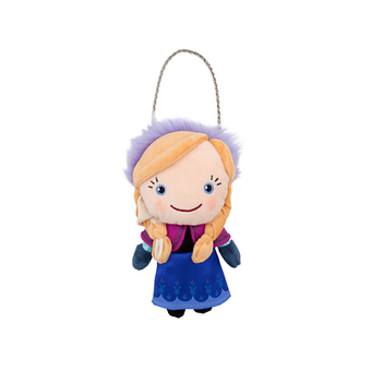 Disney Plush Purse Anna - Frozen from Disney USA - Blue
