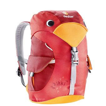 Deuter Children's Cute Casual Backpack (Red)