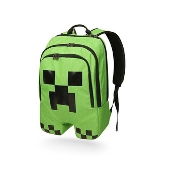Minecraft Backpack Minecraft Bag Minecraft Creeper Backpack School Bag Best Christmas Gift