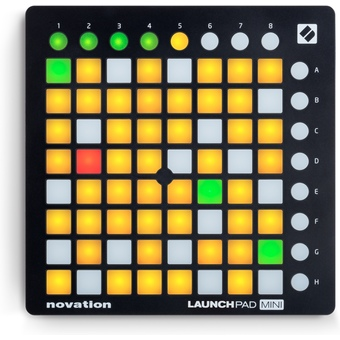 novation launchpad mini (สีดำ)