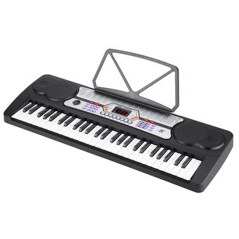 54 Keys LED Display Digital Electronic Music Keyboard Electric Piano Organ (Intl)