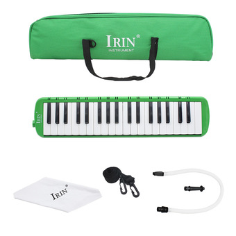 37 Piano Keys Melodica Pianica Musical Instrument with Carrying Bag for Students Beginners Kids Outdoorfree - INTL
