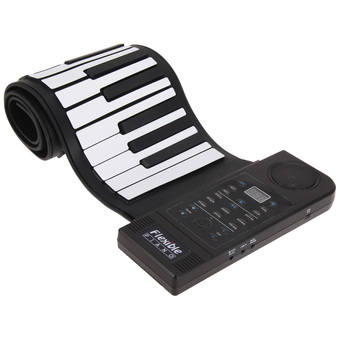 61 Hand-Rolled Soft Piano Keys with the Mouth (EURO)
