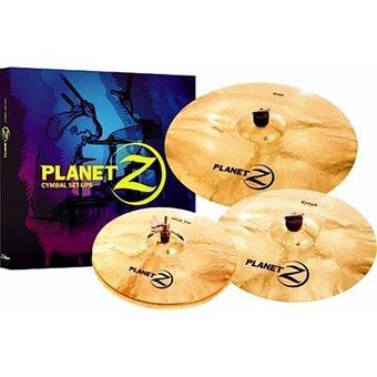 Zildjian Planet Z Cymbal Set (Gold)