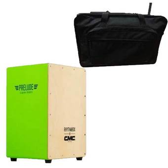 CMC Rhythm Box Prelude Series + Bag (Green)