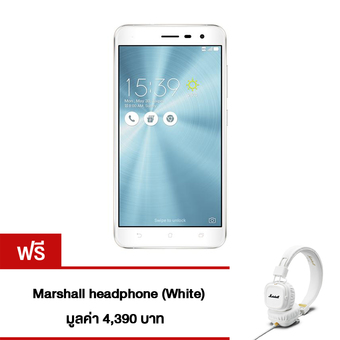 ASUS Zenfone3 ZE552KL 5.5 64GB (White) Free Marshall headphone""