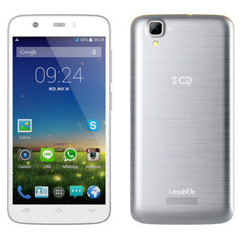 i-mobile IQ 515 DTV 8GB (Silver)