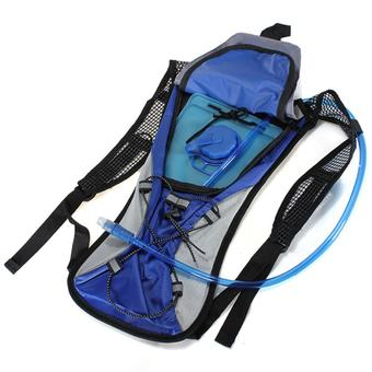 Portable Bike Mouth Hydration Water Bladder Bag Backpack For Hiking Camping etc.