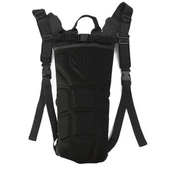 3L w/ Water Bladder Bag Hydration Backpack Pouch Packs Hiking Camping Cycling Black