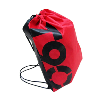 Sanwood Swimming Drawstring Beach Bag Red