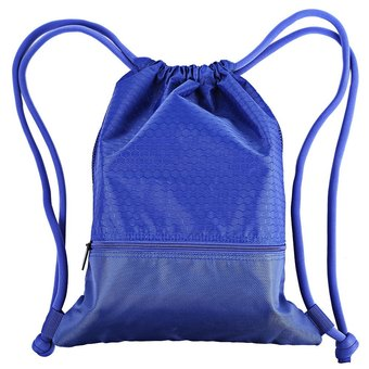 Unisex Swimming Water Resistant Drawstring Backpack School Gym Basketball Football Pack