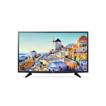 LG UHD Smart TV 43 นิ้ว รุ่น 43UH610T (Black)