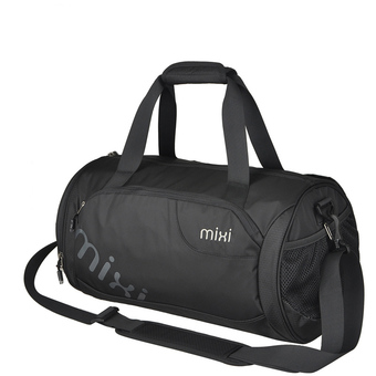 MIXI Sports Carry Bag Gym Totes Casual Travel Package Black L Size