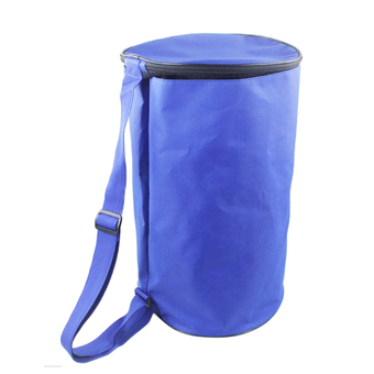 Unisex Double Ball Single Shoulder Basketball Training Stuff Bag Foldable Duffle Bag For Sports Gym Vacation Travel Outdoor-Blue