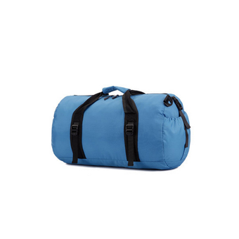 Foldable Large Water Repellent Sports Duffle Bag for Athletic Men or Women – Blue - Intl