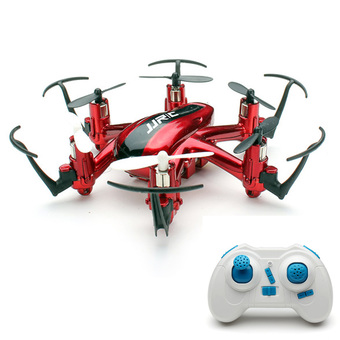JJRC H20 4-Channel 6-Axis 2.4GHz RC Quadrirotor red