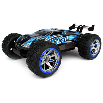Super toys รถบั๊กกี้ Land Buster Buggy RC 1:12 RTR Off-Road 757-4WD12 (น้ำเงิน)