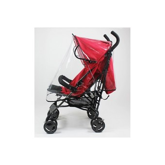 Universal Strollers Pushchairs Baby Carriage Waterproof Plastic Cover Windshield