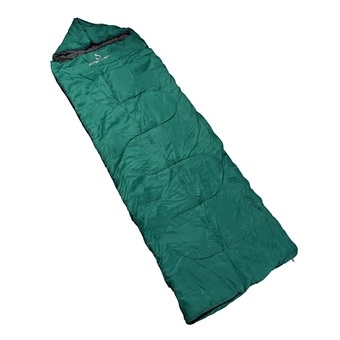 SUPER SPORT ถุงนอน Sleeping Bag 3 in1 Poly190T 200g SUPER รุ่น HRD-S019-1 - Green