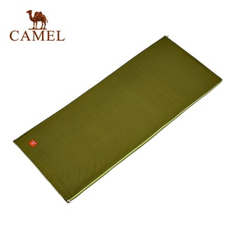 Camel Outdoor Fleece Caming Sleeping Bags Single(Armygreen) - Intl