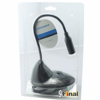 9FINAL Wired Computer Microphone Mic for Voice Chatting All Kinds of PC Desktop Laptop Support Background Noise ไมค์ ตั้งโต๊ะ(Black) ร้านค้าดี ราคาถูกสุด - RanCaDee.com