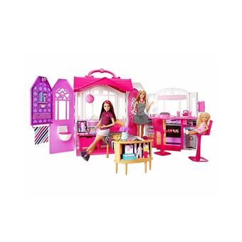 Barbie Glam Gateway House