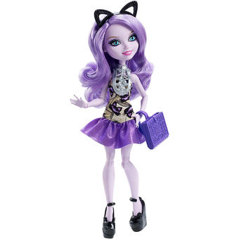 Ever After High Book Party - Kitty Doll สีม่วง