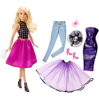 Barbie® Fashion Mix 'n Match Doll - Blonde