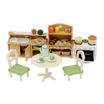 Sylvanian Families 2951 Dining Room Set