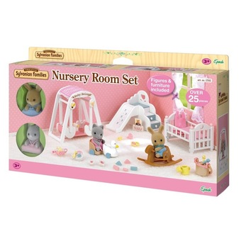 Sylvanian Families 1705 Nursery Room Set