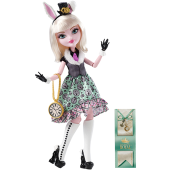 Ever After High Rebel Bunny Blanc Doll รุ่น DKR23