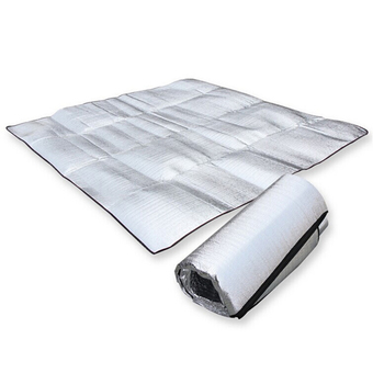Sleeping Mattress Mat Pad Waterproof Aluminum Foil EVA Outdoor Camping Mat (Intl) (Intl)