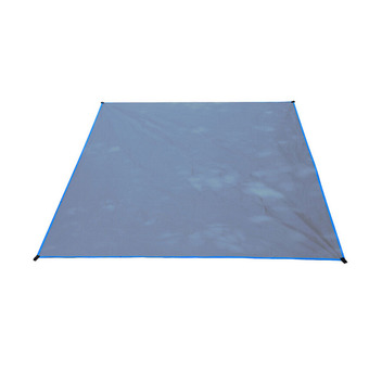 200 X 200cm Outdoor Waterproof Mat Camping Blanket Beach Mat Moisture-Proof Pad Large Size Picnic Mat-Grey