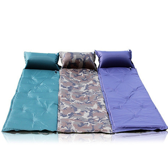 Outdoor Sleeping Moisture Pad For Camping Siesta Multi-Color