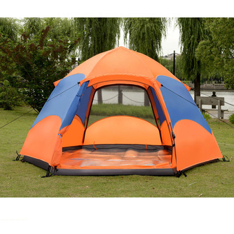 Hand Outdoor Tent Family Camping Tents
