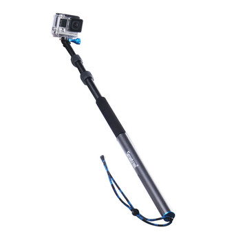 "Smatree® SmaPole S3 Detachable and Extendable Floating Pole (12.5-39.5"") for GoPro Hero 4/3+/3/2/1"""